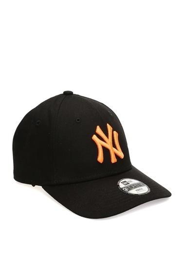 New Era New Era  Nakışlı Unisex Çocuk Şapka 101625387 Siyah